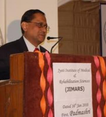 Vote of Thanks by Dr. Bhasker Banerji Secretary JIMARS